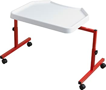 NRS Children Height and Width Adjustable Over Chair Table With Tilting Top For High Seating 640- 840mm from NRS