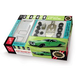 1/25 '71 Dodge Charger RT Slot Car Race Kit