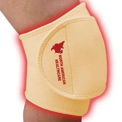 New Trademark Knee Support W/Capsaicin Knee Wrap Therapeutic Relief From Aches & Pains