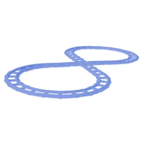 National Products Figure 8 Conversion Track Set For Talking Train