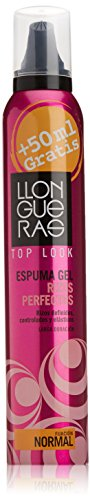 Llongueras Top Look Perfect Curling Schiuma per Capelli - 250 ml