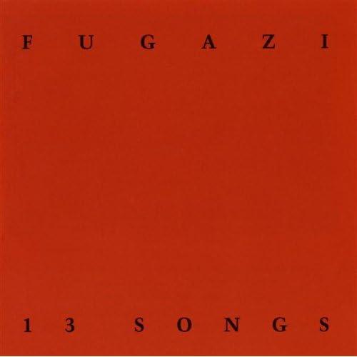 Fugazi Album Cover