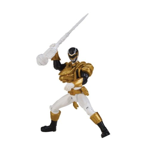 Power Rangers Megaforce Ultra Black Ranger Action Figure, 4 Inches - 1