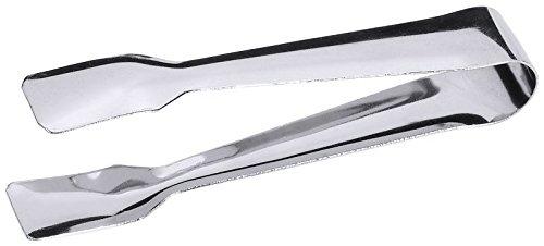 Pince à sucre en acier inoxydable, fugenlos et brillante/Longueur?: 11,5cm-erk