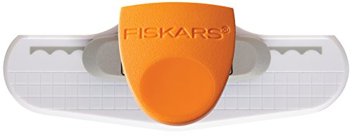 Fiskars Scallop Sentiment Border Punch (Fiskar Edge Punch compare prices)