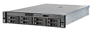 Lenovo System x3650 M5 5462 - Server - rack-mountable - 2U - 2-way - 2 x Xeon E5-2670V3 / 2.3 GHz - RAM 64 GB - SAS - hot-swap 2.5
