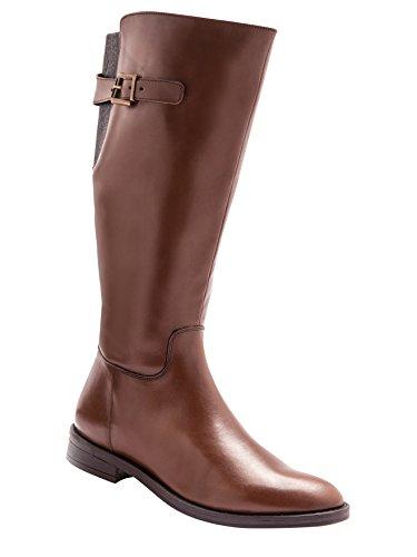 Balsamik - Stivali alla cavallerizza, statura meno di 1,60 m - - Size : 38 - Colour : Marrone
