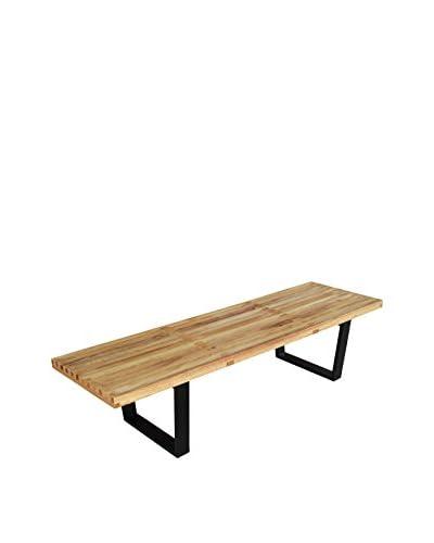 Manhattan Living Wood Bench 60