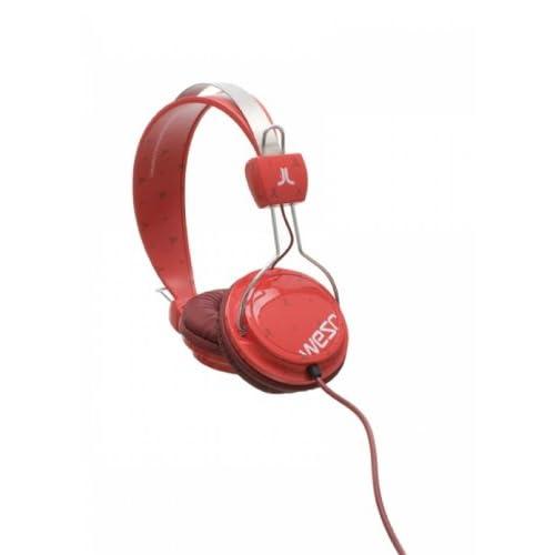 WeSC BONGO true redの写真03。おしゃれなヘッドホンをおすすめ-HEADMAN(ヘッドマン)-
