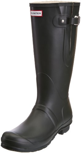 Hunter Unisex-Adult Original Adjustable Dark Olive Wellington Boot W23706 11 UK