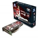 SAPPHIRE ビデオカード SAPPHIRE HD5870 2G GDDR5 PCI-E HEXAD MINI DP 21161-10-40R