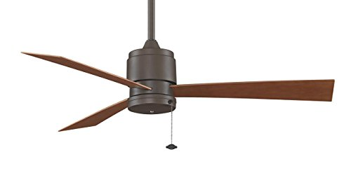 Fanimation FP4640OB Zonix Wet Location Ceiling Fan, Oil Rubbed Bronze