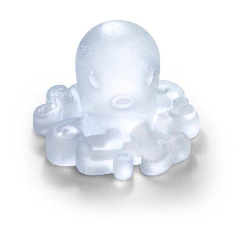 SMO Poulpe mignon Mold Ice Cube Parti Bar Plateaux Marker Gel
