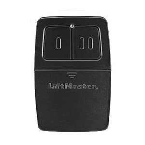 Click to read our review of Clicker Universal Remote: Liftmaster 375LM Clicker Universal Remote Garage Door Opener Transmitter
