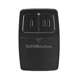 Click to read our review of Clicker Garage Door Opener: Liftmaster 375LM Clicker Universal Remote Garage Door Opener Transmitter