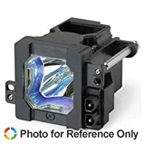 JVC HD-52G787 TV Replacement Lamp with Housing
