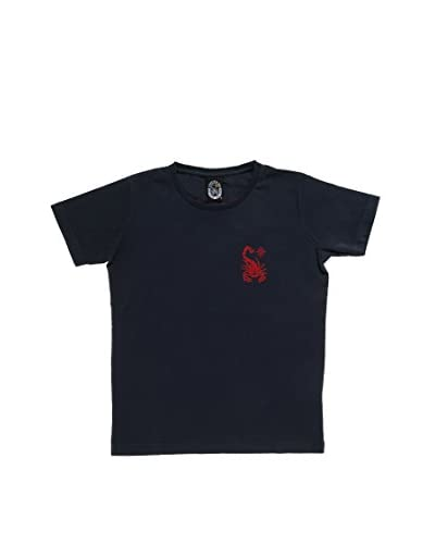 Scorpion Bay T-Shirt Manica Corta Jsb [Blu]