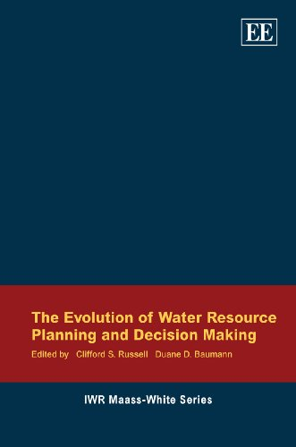 # The Evolution of Water Resource Planning and Decision Making