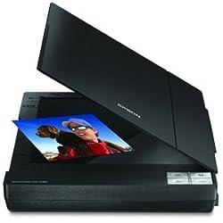 Epson Perfection V30 - Flatbed scanner - 8.5 in x 11.7 in - 4800 dpi x 9600 dpi - Hi-Speed USB PERFECTION V30 SCANNER PHOTO 4800X9600 Manufacturer Part Number B11B193141