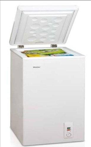 Haier BD-66GAA Libera installazione Orizzontale 66L A+ Bianco congelatore