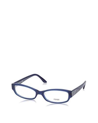 Fendi Montura 806L (52 mm) Azul Índigo