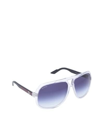 Gucci Occhiali da Sole GG 1622/S 08U75 Trasparente/Nero
