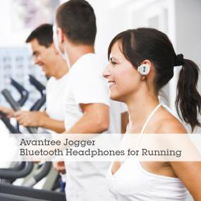 avantree jogger bluetooth stereo headphone for sports