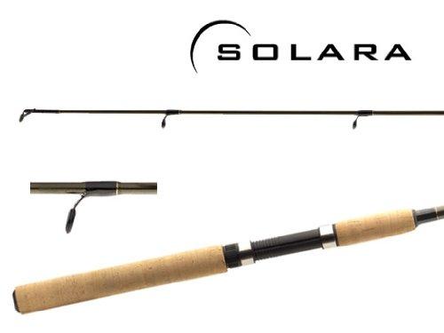 Shimano  Solora 2 Piece Spinning Rod (5-Feet 6-Inch, Medium)