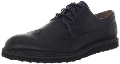 (直降)海淘暇步士Hush Puppies Full Wing Oxford型男全粒面防水真皮系带休闲鞋$86.63二色