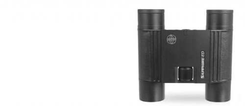 Hawke Sport Optics Sapphire Compact 10X25 Binoculars, Black Ha3792
