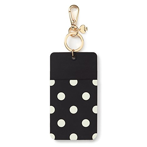 kate-spade-new-york-womens-id-clip-black-dot-no-size