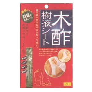 コジット 木酢樹液シート 8枚