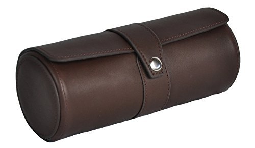 Royce Leather Deluxe Watch Roll (Coco) (Rolls Royce Watch compare prices)