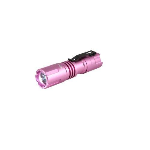 Terralux Lightstar100 Flashlight, Pink