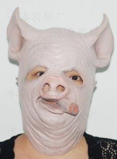 リアル! 豚マスク