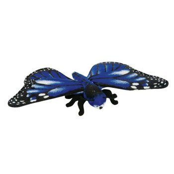 Adventure Planet Plush - BUTTERFLY (Blue Morpho) ( 13 inch )