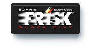 クラシエ フリスクブラックミント 50粒×12個