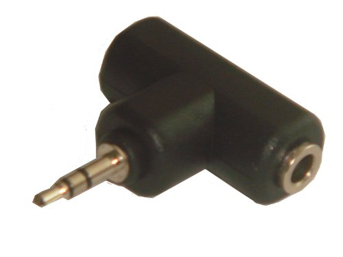 vhbw Audio Adapter Musikadapter auf 3,5mm f&#252;r Kopfh&#246;rer oder Stereoanlage f&#252;r Nokia 6110 Navigator / 6120 classic / 6300 / 6500 slide / 6510 / 6600 / 7280 / 7380 / 7650 / 8210 / 8310 / 8600 Luna / 8800 / 8850 / 8890 / 8910 / 8910i / E51 / N76 / N95