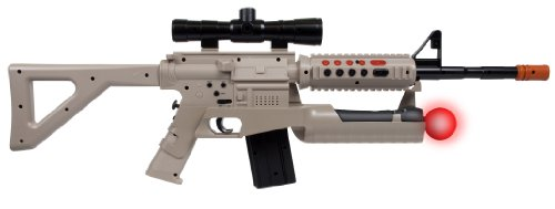 Ps3 / Ps3 Move Assault Rifle Controller front-754629