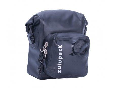 ZULUPACK - Mini sac étanche PhotoPack - Noir