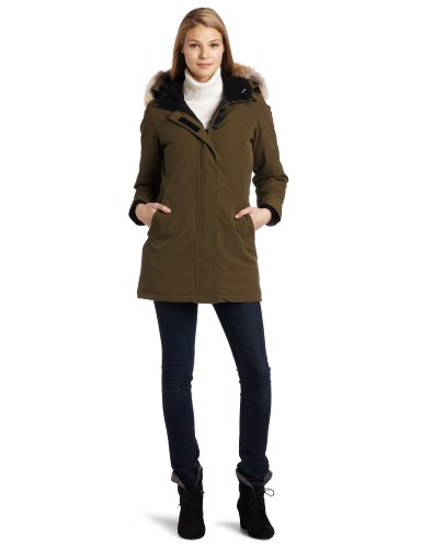 339707579479 Canada Goose Women s Victoria Parka Military Green XX-Large Cheap ...
