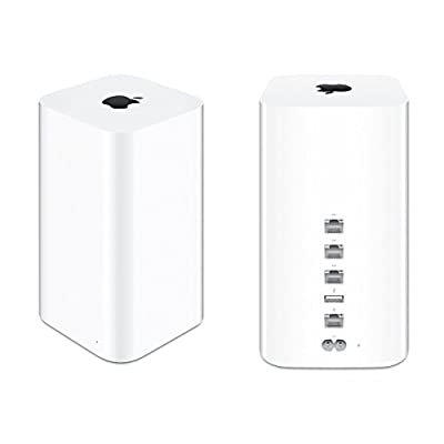 Apple ME182HN/A 3TB Airport Time Capsule (White)