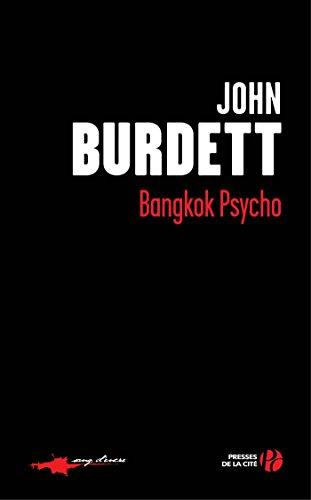 Couverture du livre Bangkok Psycho