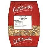 Whitworths Walnut Quarters 1kg