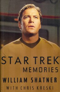 Star Trek Memories, WILLIAM SHATNER, CHRIS KRESKI