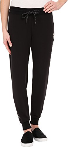 Hurley Womens GFB0000030 Dri-Fit Jogger Fleece, Black - M
