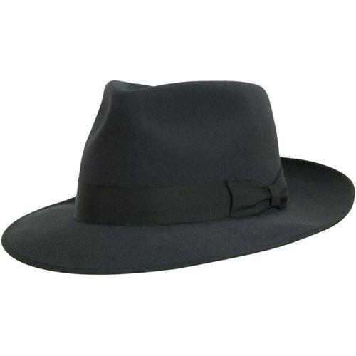 Akubra Stylemaster Hat (56, Carbon Grey)