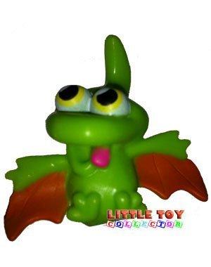 Vivid Imaginations Moshi Monsters Series 1 Gurgle No.83 Ultra Rare Moshling Figure