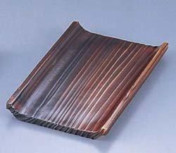 焼杉ワイドおしぼり皿 (4~5人用) 16127