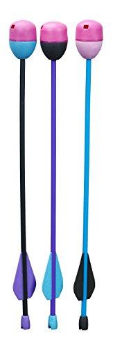 Nerf Rebelle - A8860eu40 - Jeu de Plein Air - Agent Secret - Recharges Flèches X3